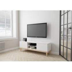 TV Schrank MALVA | weiß