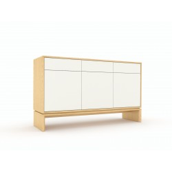 Chest of drawers ABATO 153 | oak veener