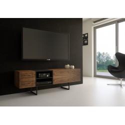 Tv stand ABATO | walnut veener