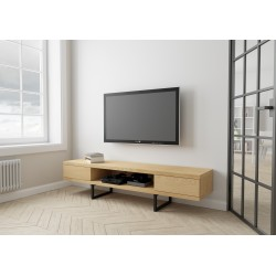 TV cabinet MADSION 170 | oak veener