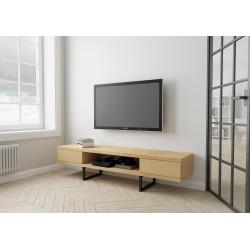 TV cabinet MADSION 170 | oak veener